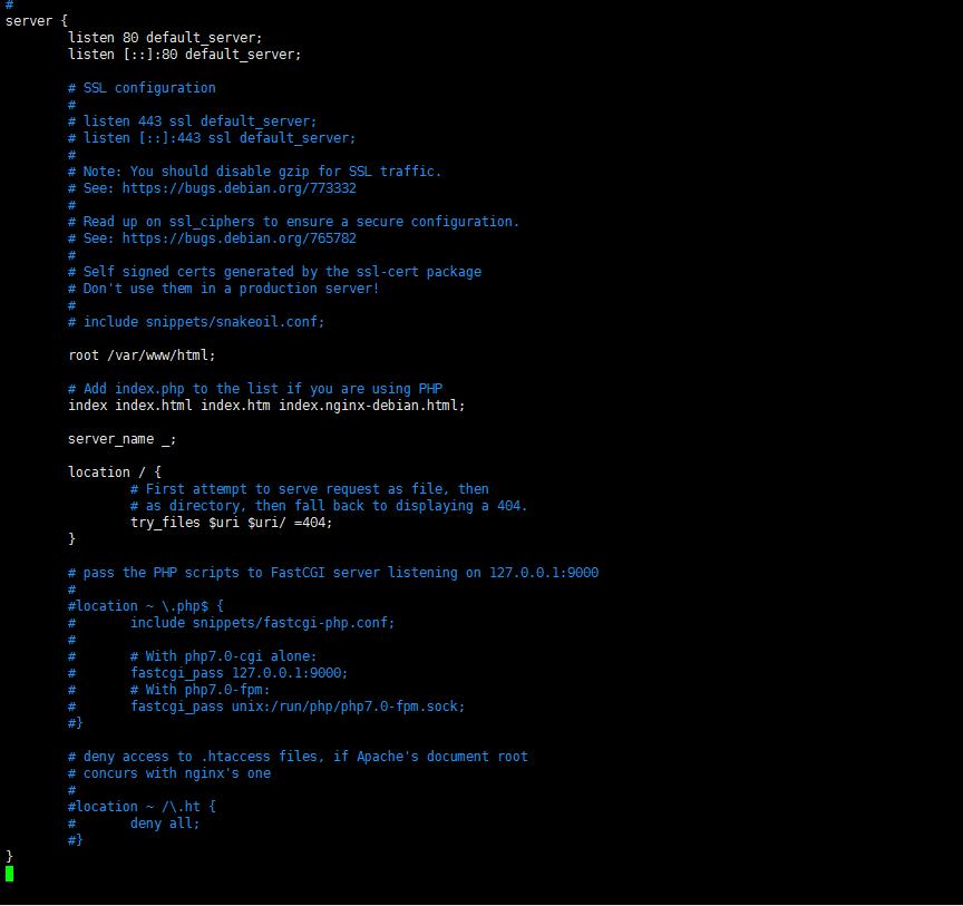 《建站教程(2):在Ubuntu上配置Nginx+MySQL+PHP7》