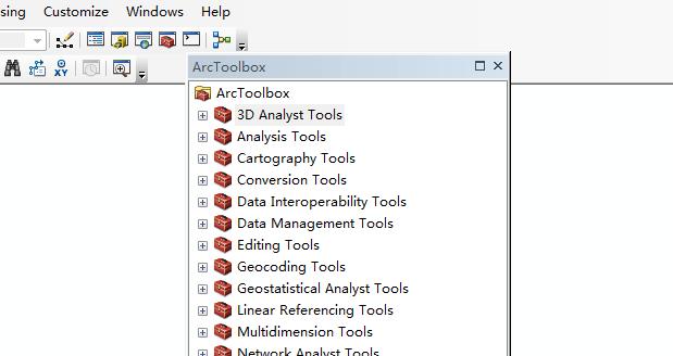 《ArcGIS10.1打开ArcToolbox未响应》