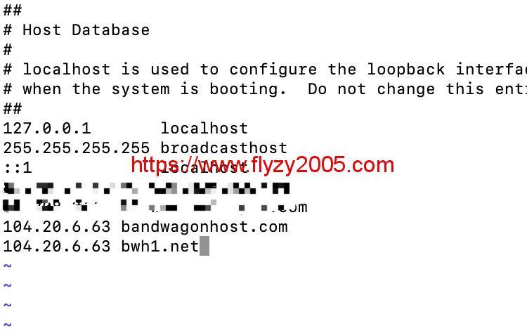《搬瓦工镜像站bwh1.net被DNS污染,国内打不开搬瓦工官网》